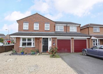 Thumbnail 5 bed detached house for sale in Piccadilly Way, Morton, Bourne