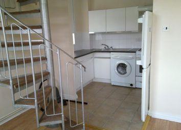 Thumbnail 1 bedroom maisonette to rent in Bushey Road, Plaistow