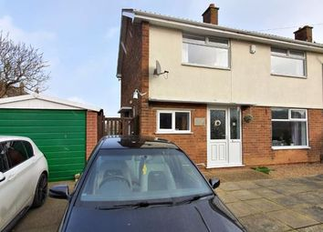 Thumbnail 4 bed semi-detached house for sale in Woodway, Louth