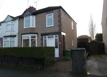 Thumbnail 3 bed semi-detached house to rent in Bentley Road, Nuneaton
