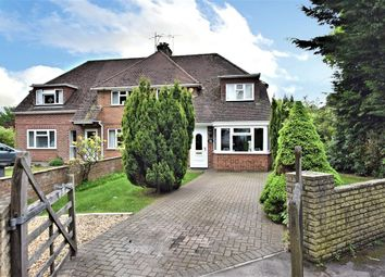 Thumbnail 3 bed semi-detached house for sale in Oak End Way, Padworth, Reading