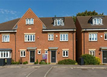 Thumbnail 4 bedroom end terrace house for sale in Montague Close, Farnham Royal, Buckinghamshire