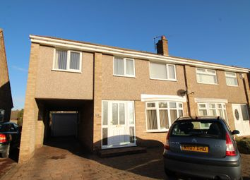 Thumbnail 4 bedroom semi-detached house for sale in Dunedin Avenue, Stockton-On-Tees