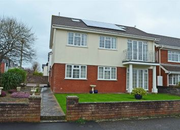 Thumbnail 3 bed flat for sale in The Green Avenue, Porthcawl, Mid Glamorgan