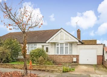 Thumbnail 2 bed bungalow for sale in East Barnet, Barnet
