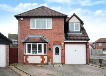 Thumbnail 4 bed detached house for sale in Mill Road, Angmering, Littlehampton