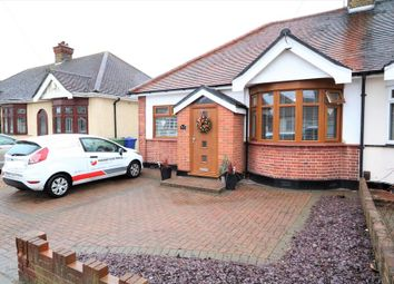 Thumbnail 2 bed semi-detached bungalow for sale in Gordon Road, Grays