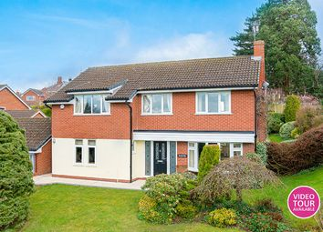 Thumbnail 4 bed detached house for sale in Kenton Drive, Shrewsbury