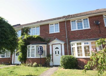 Thumbnail 3 bed terraced house to rent in Meadow Close, Thatcham