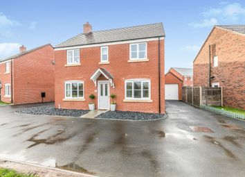 Thumbnail 4 bed detached house for sale in Krier Fields, Pershore