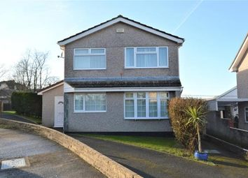 Thumbnail 4 bed detached house for sale in Tern Gardens, Plymouth, Devon