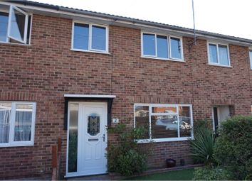 Thumbnail 3 bed terraced house for sale in St. James Close, West Malling