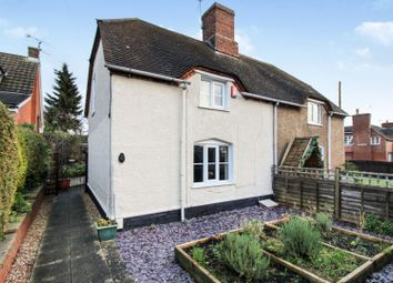 Thumbnail 2 bed semi-detached house for sale in Nottingham Road, Gotham