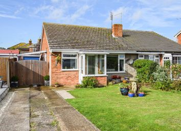 Thumbnail 3 bed semi-detached bungalow for sale in Columbia Avenue, Seasalter, Whitstable