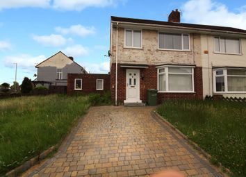 Thumbnail 3 bed semi-detached house to rent in Rievaulx Close, Stockton-On-Tees
