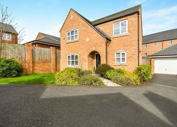 Thumbnail 4 bed detached house for sale in Beamish Close, St. Helens