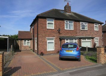 Thumbnail 4 bed semi-detached house for sale in Coronation Walk, Gedling, Nottingham
