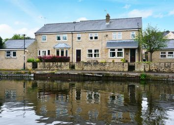 Thumbnail 3 bed terraced house for sale in The Moorings, Apperley Bridge, Bradford