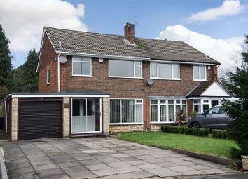 Thumbnail 3 bedroom semi-detached house for sale in Cameron Road, Walsall
