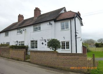 Thumbnail 2 bed terraced house to rent in Park Lane, Shifnal, Shropshire