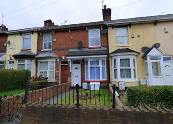 Thumbnail 2 bedroom terraced house for sale in Bushbury Lane, Bushbury, Wolverhampton