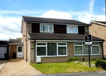 Thumbnail 3 bedroom semi-detached house to rent in Offas Close, Benson, Wallingford