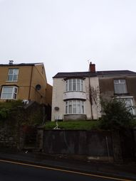 Thumbnail 1 bed flat to rent in Terrace Road, Mount Pleasant, Swansea