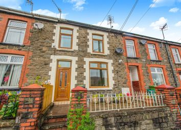 Thumbnail 3 bed terraced house for sale in Aberdare Road, Abercynon, Mountain Ash