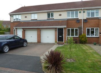 Thumbnail 3 bed terraced house for sale in Glanton Close, Morpeth