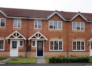 Thumbnail 3 bed terraced house for sale in Lamberton Drive, Brymbo