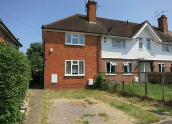 Thumbnail 2 bed end terrace house to rent in Ashmore Road, Reading