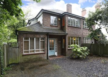 Thumbnail 4 bed semi-detached house for sale in The Covert, Fox Hill, London