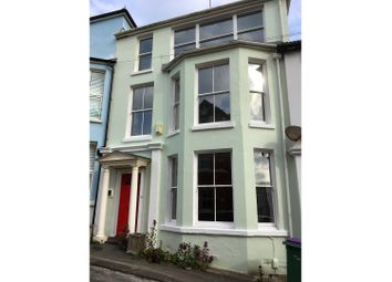 4 bed terraced house for sale in The Crescent, Folkestone CT20