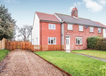 Thumbnail 4 bed semi-detached house to rent in Green Lane, Potter Heigham, Great Yarmouth
