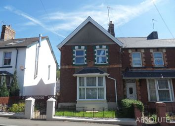Thumbnail 3 bed end terrace house to rent in Sherwell Lane, Chelston, Torquay