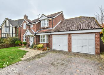 4 bed detached house for sale in Grantley Close, Copford, Colchester CO6