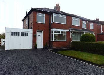 Thumbnail 3 bed semi-detached house for sale in Birkacre Brow, Coppull, Chorley