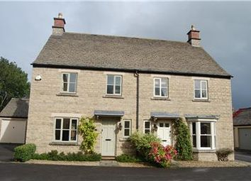 Thumbnail 3 bed semi-detached house to rent in Tremes Close, Marshfield, Gloucestershire
