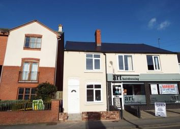 Thumbnail 2 bedroom end terrace house for sale in Hednesford Road, Heath Hayes, Cannock, Staffordshire