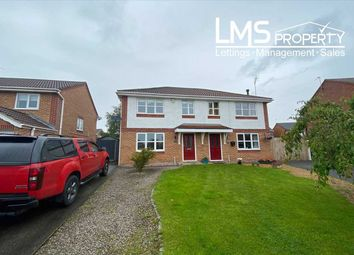 Thumbnail 3 bed semi-detached house to rent in Millbrook Close, Winsford
