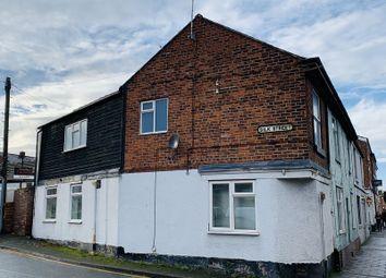 Thumbnail 1 bedroom flat to rent in Silk Street, Congleton