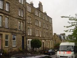 Thumbnail 2 bed flat to rent in Harrison Place, Edinburgh