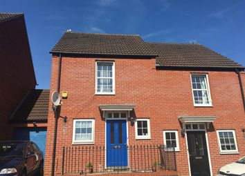 Thumbnail 2 bedroom semi-detached house to rent in Birch Covert, Thetford