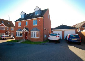 Thumbnail 6 bed detached house for sale in Strathmore Gardens, South Shields