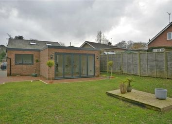 Thumbnail 3 bed detached bungalow for sale in Branksome Close, Chilbolton, Stockbridge