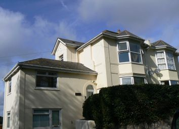 Thumbnail 1 bedroom flat to rent in Lower Shirburn Road, Torquay