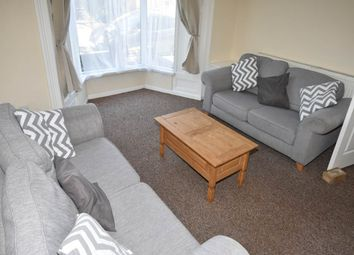Thumbnail 4 bed shared accommodation to rent in St Albans Road, Brynmill, Swansea