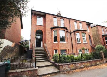 Thumbnail 1 bed flat to rent in Eastworth Road, Chertsey