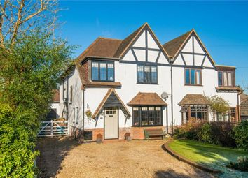 Thumbnail 4 bed semi-detached house for sale in Hill Rise, Chalfont St Peter, Buckinghamshire