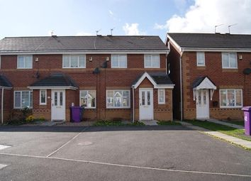 Thumbnail 3 bed town house to rent in Woodhurst Crescent, Dovecot, Liverpool